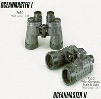 The 'Oceanmaster' Range