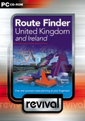 Route Finder United Kingdom and Ireland